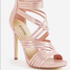 Party pleaser heels
